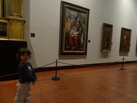 2013年5月31日サンタ・クルス美術館⑥