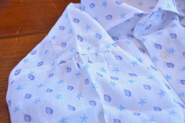 フルオーダーシャツ