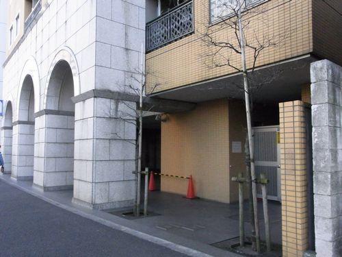 島崎藤村旧居跡1