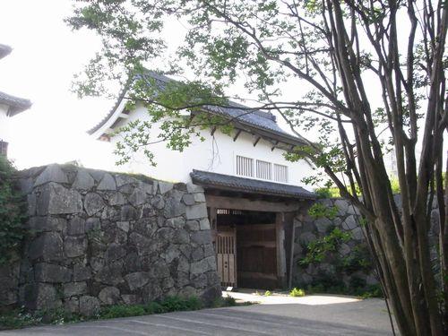 福岡城17下之橋御門