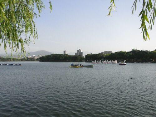 福岡城20大濠公園