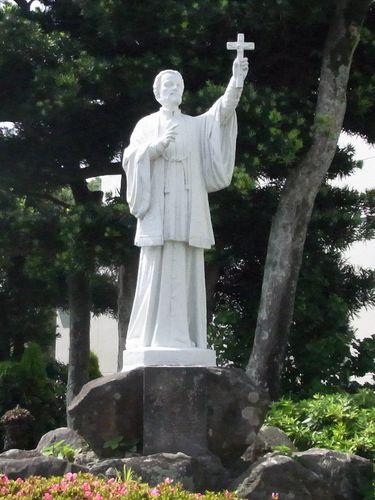 ザビエル記念教会 3
