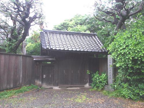 名主屋敷2