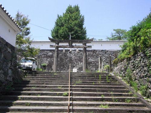 玖島城跡9