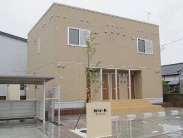 WIT-K102号室外観