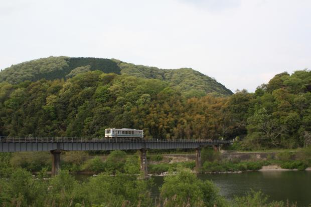 三江尾関山1