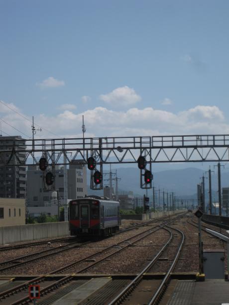 キハ121系鳥取3