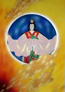 光の世界を描く画家・崇尾青見のブログ