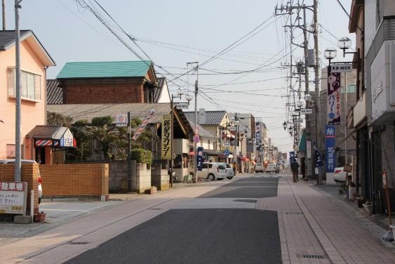 鯨ヶ丘商店街