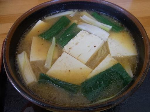 豆腐みそラーメン