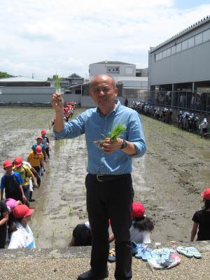 学童農園⑤