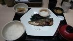 [2014-04-23]大戸屋焼きサバ定食
