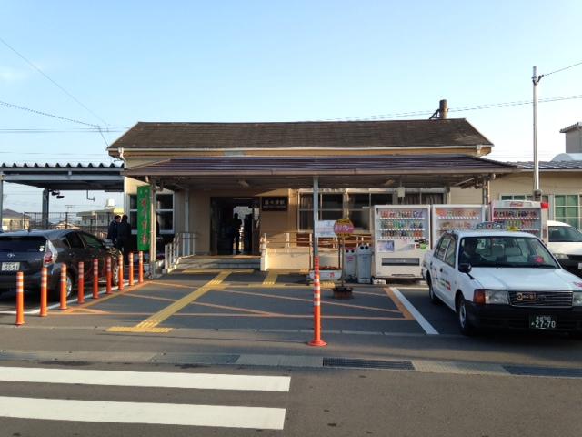 1喜々津駅