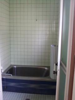 船津ハイツ(浴室)