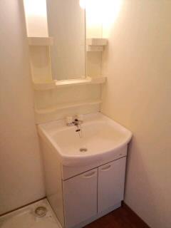 ブレープハウス洗面
