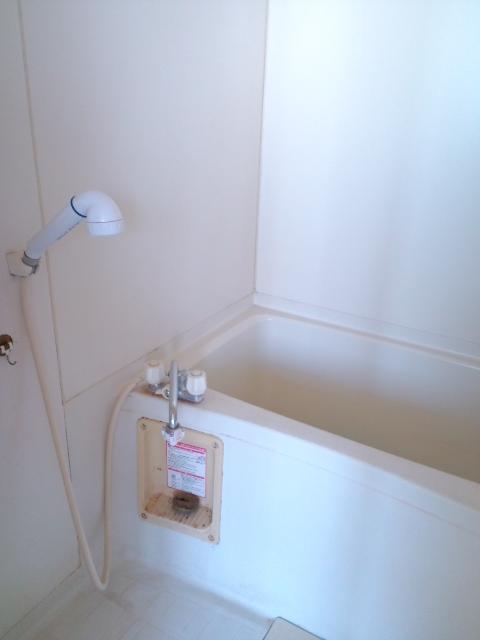 浴室(センターロードビル)