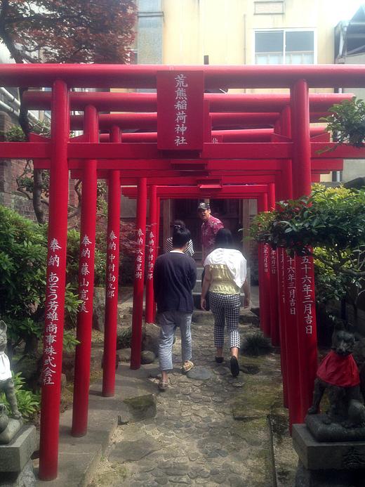 140603_4嘉穂劇場の神社
