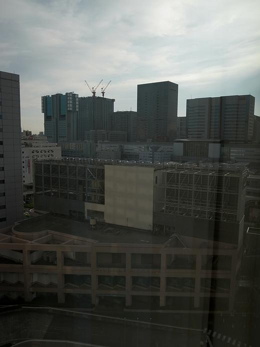 140824_2部屋から品川駅