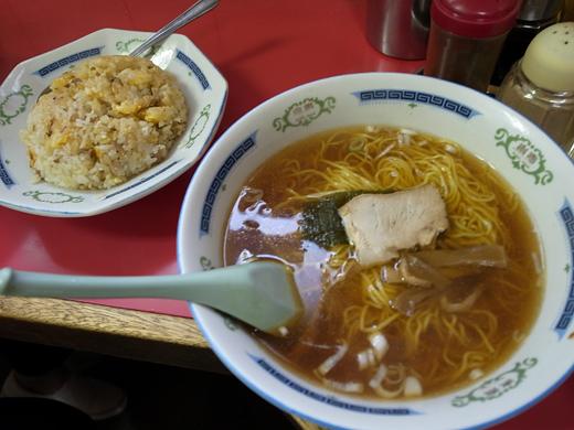 140826_34中華そばと炒飯