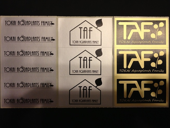 TAFステッカー第2弾