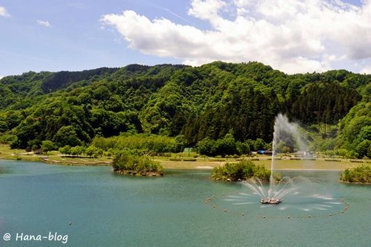 宮が瀬湖 129