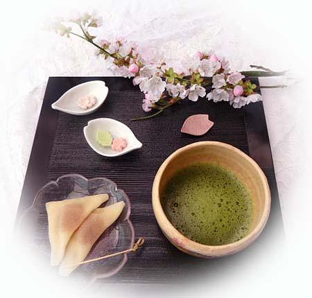 生八つ橋・和三盆&お抹茶