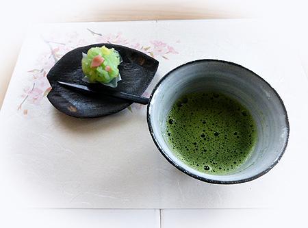 春野・お抹茶
