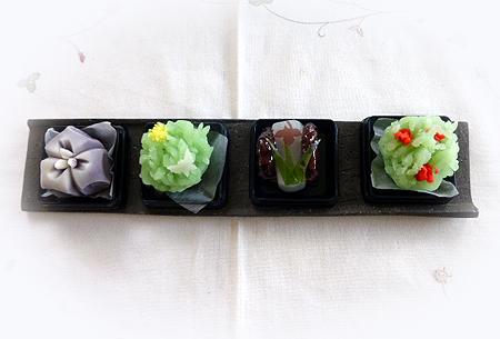 2 季節の和菓子