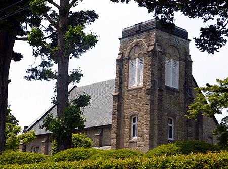 安中教会・新島襄記念聖堂