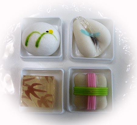 季節の和菓子. 2