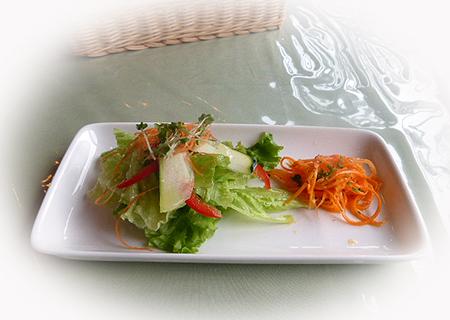ランチ・サラダ