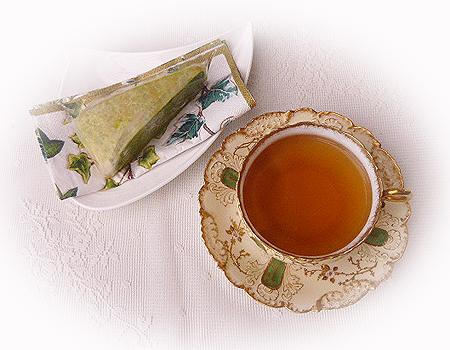 シッキム&抹茶クレ-プ