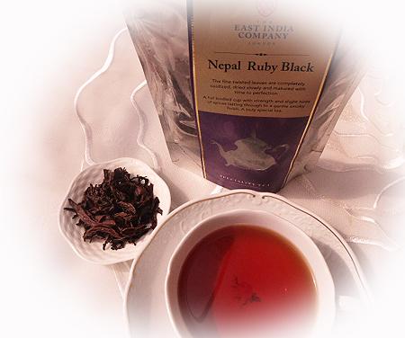 Nepal Ruby Black