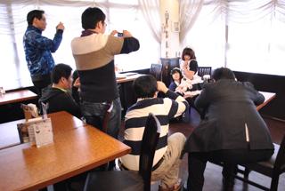 22日撮影会様子2