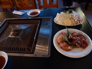 2014年8月グレーシィトマム夕飯