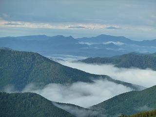 2014年8月雲海その2