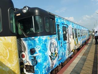 2014年タイチョー鬼太郎列車の2