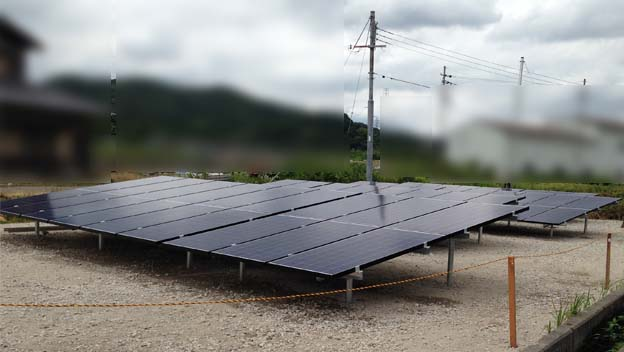 俺の太陽光発電所