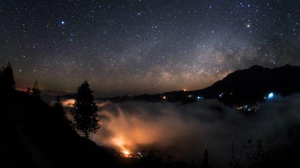 とある美しすぎる夜空image