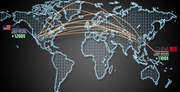 とあるサイバー戦争(中国対アメリカ)image