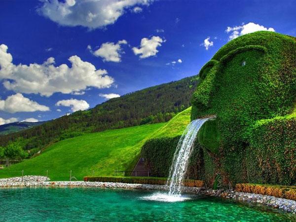 とある緑の情景image