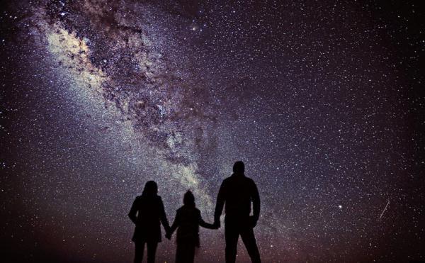 とある家族と星空のimage