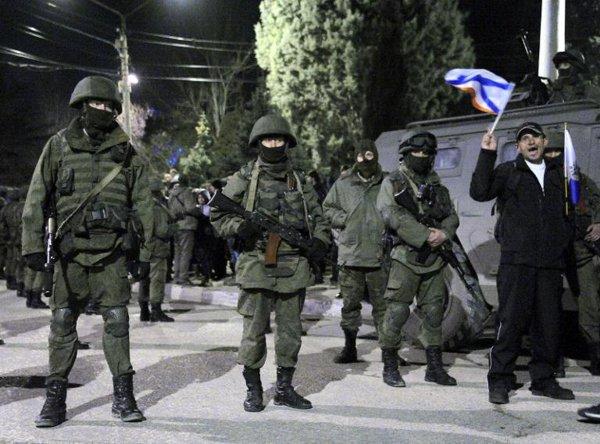 ウクライナ情勢(ロシア兵と市民)image