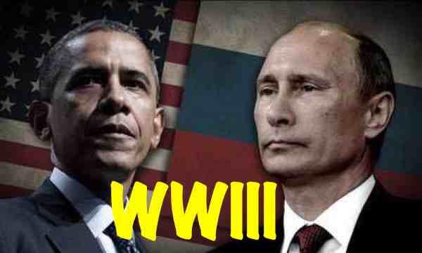 オバマ対プーチン(大戦の足音)image