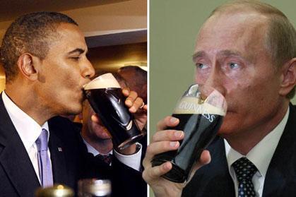 オバマ対プーチン(ビールのみ)image
