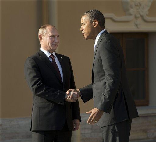 オバマ対プーチン2image