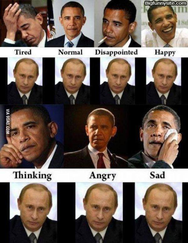 オバマ対プーチンimage