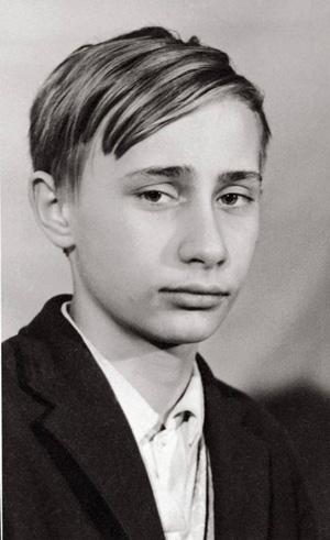 プーチンの少年時代image