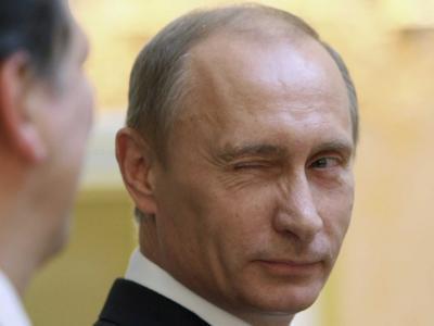プーチンのウィンクimage
