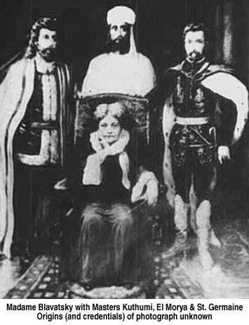 聖白色同胞団(過去のマスターたち)image